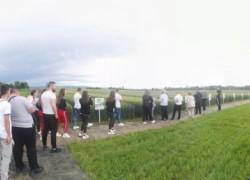 Ден на полето
